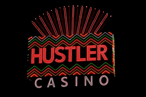 Larry Flynt's Hustler Casino in Los Angeles