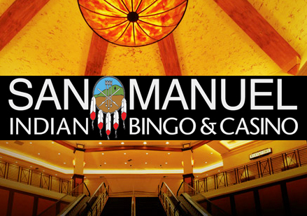 San manuel bingo and casino amphitheater